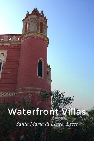 Waterfront Villas Santa Maria di Leuca, Lecce