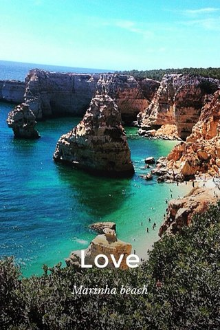 Love Marinha beach