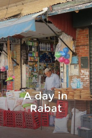 A day in Rabat