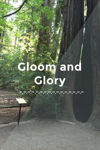 Gloom and Glory ~.~.~.~.~.~.~.~.~.~.~.~.~.~.~.~