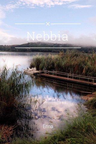 Nebbia Enna