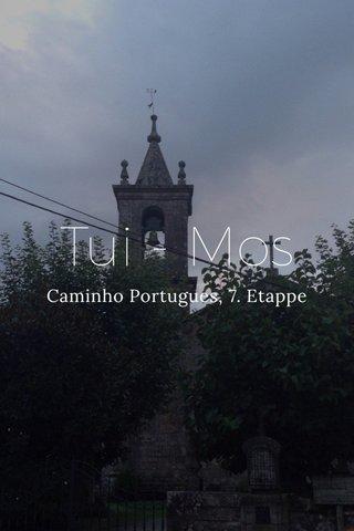 Tui - Mos Caminho Portugues, 7. Etappe