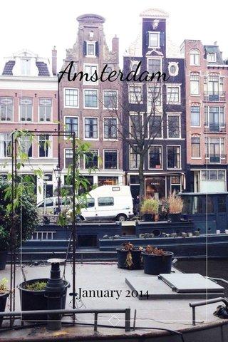 Amsterdam January 2014