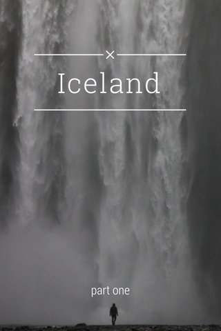 Iceland part one
