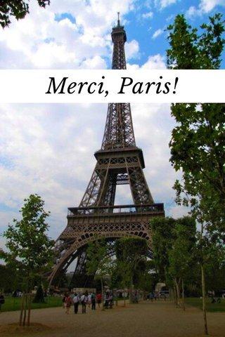 Merci, Paris!