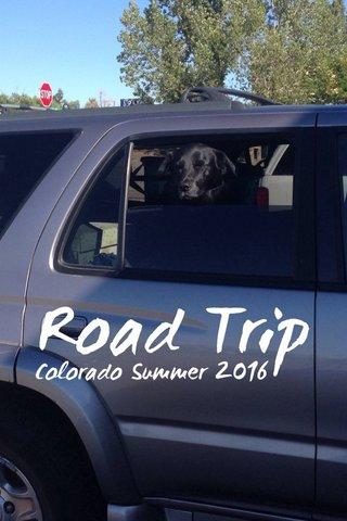 Road Trip Colorado Summer 2016