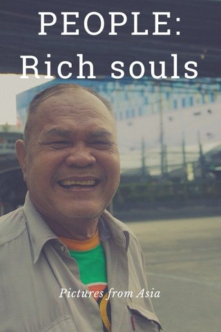 PEOPLE: Rich souls Pictures from Asia