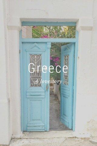 Greece A lovestory