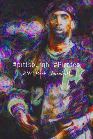 #pittsburgh #Pirates PNC Park #baseball