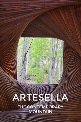 ARTESELLA THE CONTEMPORARY MOUNTAIN