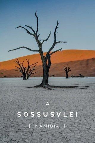 SOSSUSVLEI | NAMIBIA |