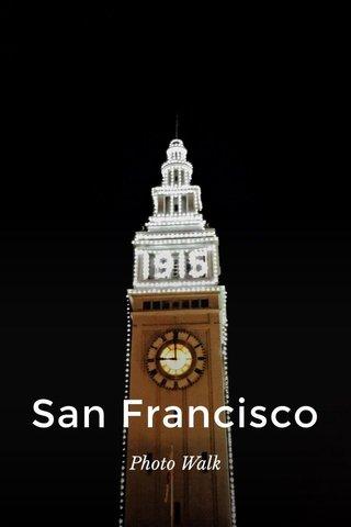 San Francisco Photo Walk
