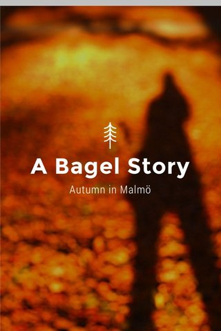 A Bagel Story Autumn in Malmö