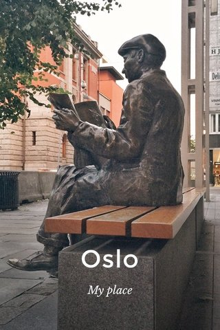 Oslo My place