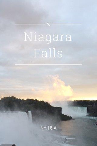 Niagara Falls NY, USA