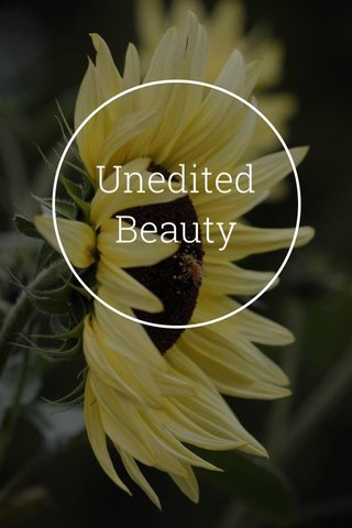 Unedited Beauty Cover: kristy Secord Blount
