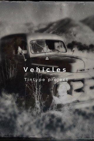 Vehicles Tintype project