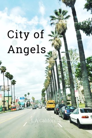 City of Angels L.A California