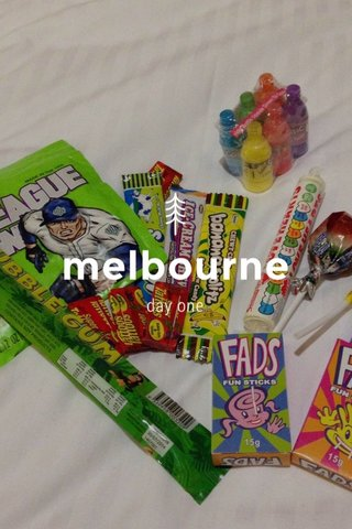 melbourne day one