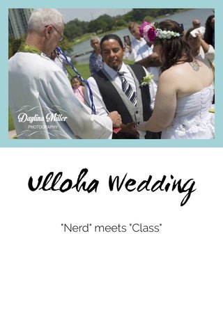 Ulloha Wedding