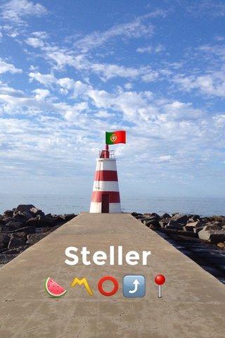 Steller 🍉〽️⭕️⤴️📍 🇵🇹