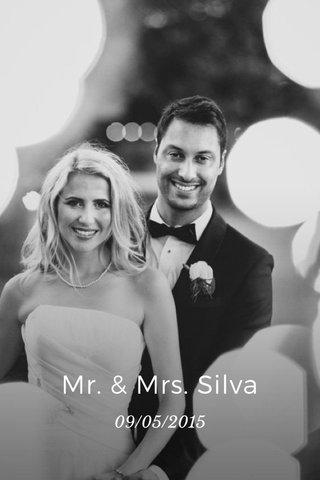 Mr. & Mrs. Silva 09/05/2015