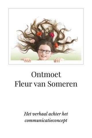 Ontmoet Fleur van Someren