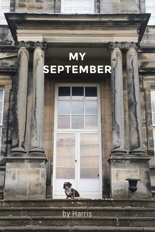 MY SEPTEMBER by Harris