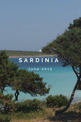 SARDINIA June 2015