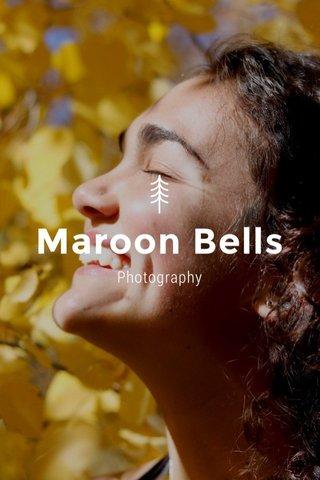 Maroon Bells Photography