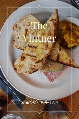 The Vintner Stratford-upon-Avon