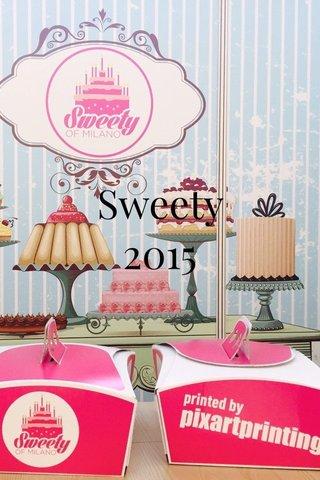 Sweety 2015