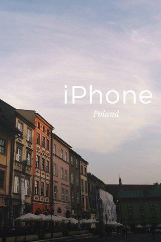 iPhone Poland