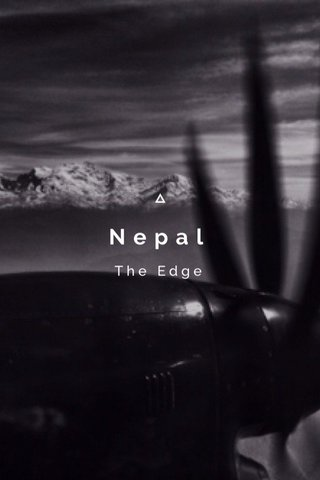 Nepal The Edge