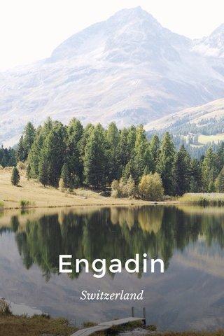 Engadin Switzerland