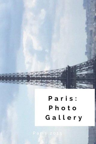 Paris: Photo Gallery Paris 2015