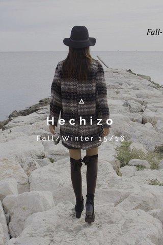 Hechizo Fall/Winter 15/16