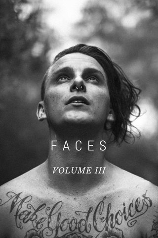 FACES VOLUME III