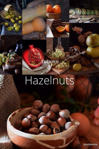 Hazelnuts Autumn &