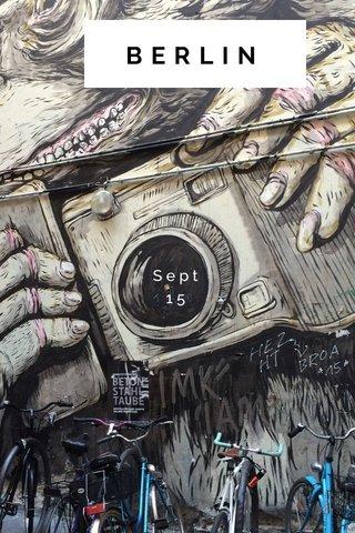 BERLIN Sept 15