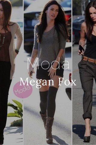 Moda Megan Fox