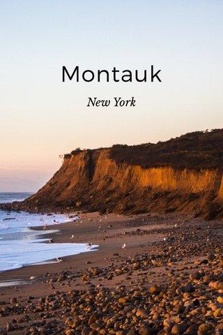 Montauk New York