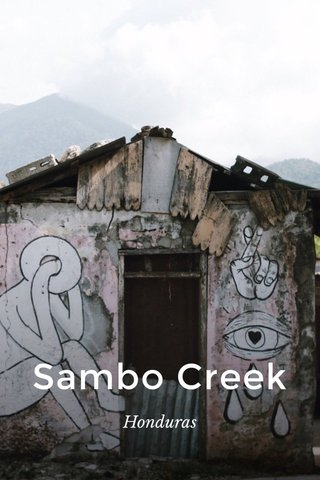 Sambo Creek Honduras