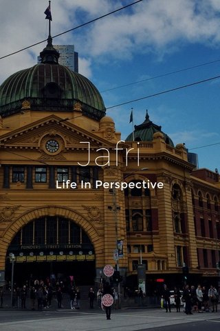 Jafri Life In Perspective