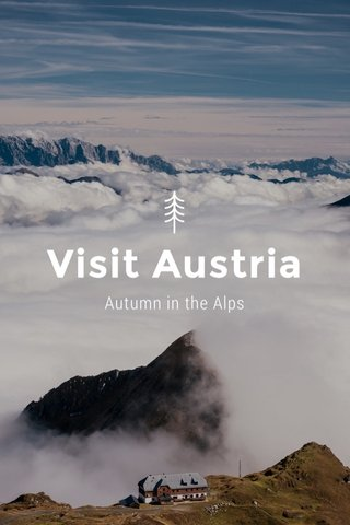 Visit Austria Autumn in the Alps