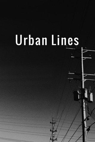 Urban Lines