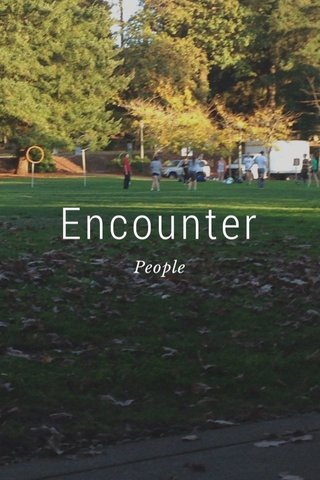 Encounter People