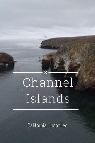 Channel Islands California Unspoiled