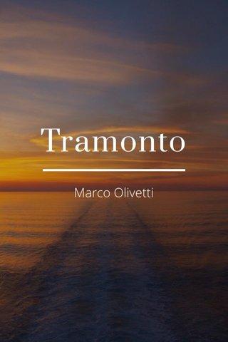 Tramonto Marco Olivetti