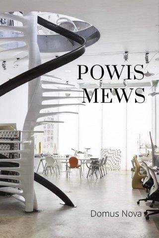 POWIS MEWS Domus Nova